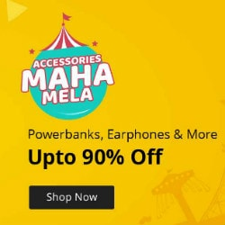 Upto 90% OFF on Accessories Maha Mela !