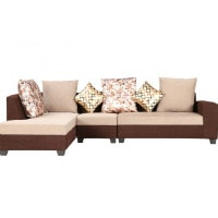 Flat 63% OFF on Fabric Loungers Orders