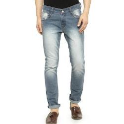 Limeroad: Flat 40% - 60% OFF on Men's Denim Jeans