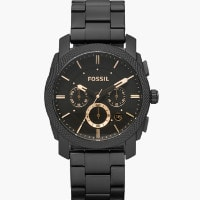 Shoppers Stop: Flat ₹ 9,495 on FOSSIL Mens Chronograph Stainless Steel Watch